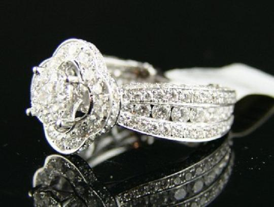 Other 14K Lady Eternity Bridal Engagement Diamond Ring 4.0 Ct Image 4