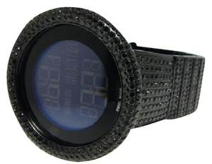 Gucci Black Diamond Black I Gucci Digital Diamond Watch 32 Ct