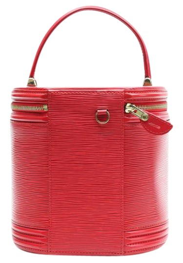 Preload https://img-static.tradesy.com/item/20875648/louis-vuitton-pochette-cannes-epi-red-cosmetic-box-daily-evening-satchel-0-1-540-540.jpg