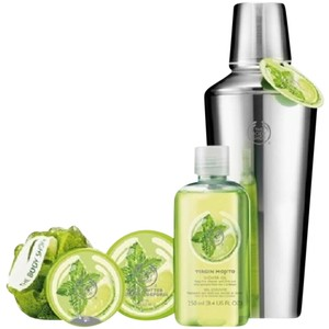 The Body Shop The Body Shop Virgin Mojito Happy Hour Collection