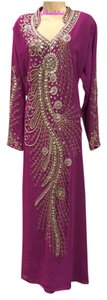 orchid purple Maxi Dress by Other