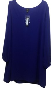 Worthington short dress verve violet on Tradesy