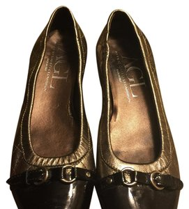 Attilio Giusti Leombruni Black and Copper Flats