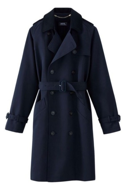 A.P.C. Trench Coat Image 2