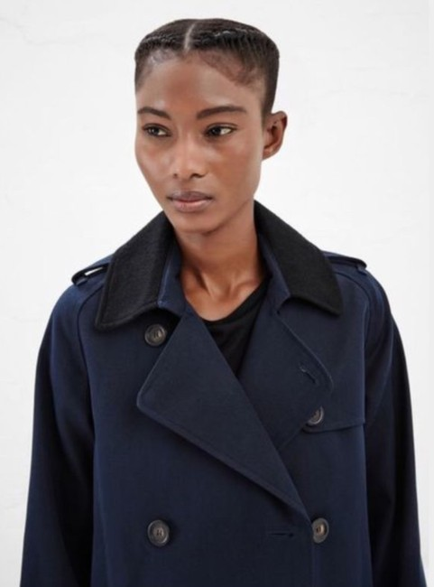 A.P.C. Trench Coat Image 5