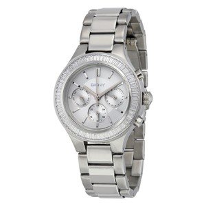 DKNY DKNY Women's Chambers Multifunction Stainless Steel Watch NY2394