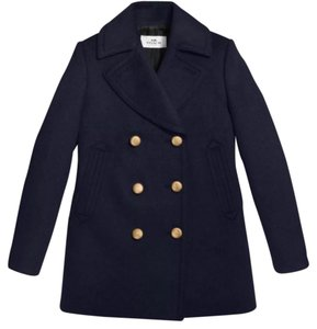 Coach Pea Coat