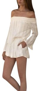 The Jetset Diaries Mini/Short Shorts ivory