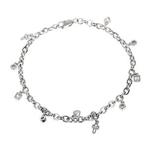 Other 18K White Gold Diamonds Bracelet
