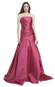 Monique Lhuillier Ballgown Prom Wedding Formal Gala Dress