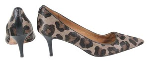 Coach Heels Classics Stiletto Calfhair Pumps