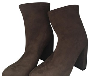BCBGeneration Nude Boots