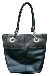 Tignanello Tote in Brown /black