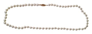 Other 14kt, pearl necklaces
