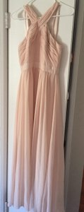 Monique Lhuillier Blush Pink 220227 Dress
