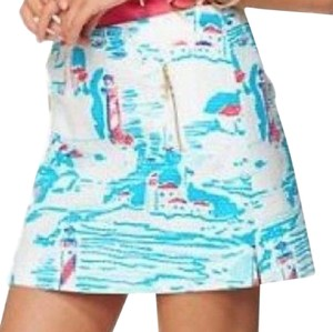 Lilly Pulitzer Mini Skirt Jumbo Pique/ Watch Out