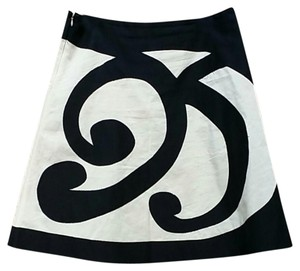 Marni Skirt Black/ivory