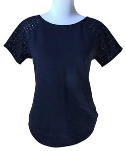 J.Crew Top Navy Blue