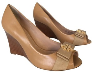 Tory Burch Sedgewick Reva Open Toe Sand Wedges
