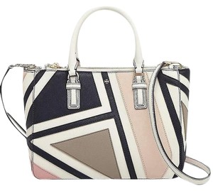 Tory Burch Tote in NEW IVORY MULTI