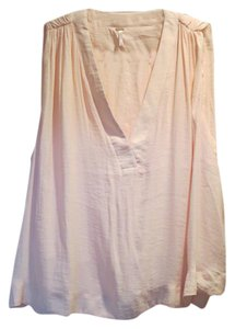 Free People Darcy Top Peach