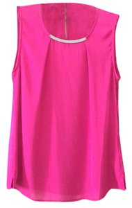 Laundry by Shelli Segal Pink Pink Top vivid pink