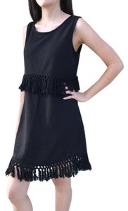 Jack Bbdakota Fringe Tassel Dress