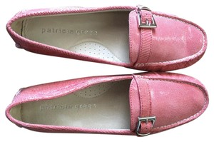 Patricia Green Loafer Pink Flats