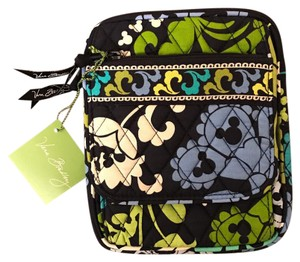 Vera Bradley Disney Floral Travel Cross Body Bag