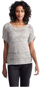 Eileen Fisher Chunky Cotton Spring Lightweight Sweater