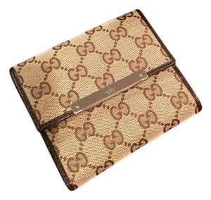 Gucci GUCCI GG Bifold Wallet
