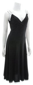 Elie Tahari Cocktail Sleeveless Beaded Lbd Little Dress