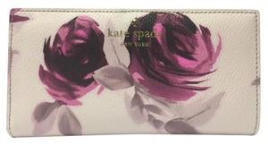 Kate Spade Cedar Street Hawthorne Lane Roses Stacy Plum Dawn