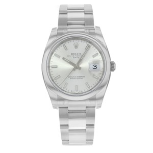 Rolex Rolex Date 115200 sio Stainless Steel Automatic Men's Watch (15528)
