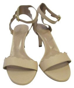 Chloé Chloe New Nude Sandals