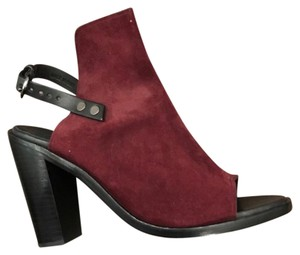 Rag & Bone burgundy Pumps