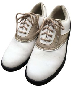 FootJoy White and tan Athletic