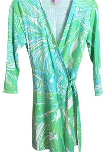 8478c1cc072 Green Lilly Pulitzer Rompers   Jumpsuits - Up to 70% off a Tradesy
