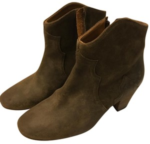 Isabel Marant Brown/taupe Boots