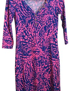 Lilly Pulitzer short dress Rollin in the Grass on Tradesy