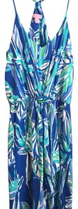 Blue Crush Bamboom Maxi Dress by Lilly Pulitzer