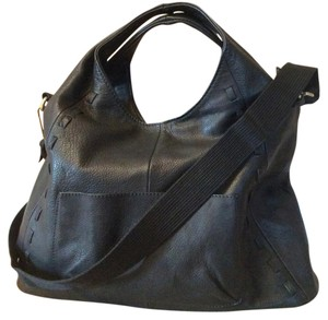Sanctuary Clothing Tote in Sanctuary Laurel Canyon Black Satchel