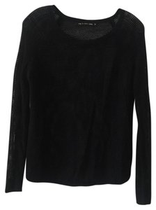 Rag & Bone Seethough Hollow Sweater