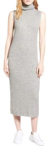 James Perse short dress Cashmere Midi on Tradesy
