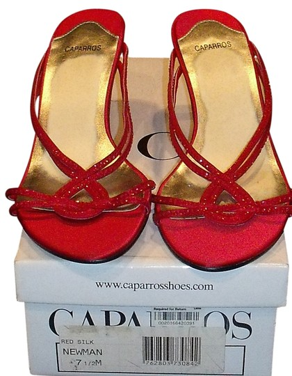 Caparros red Formal