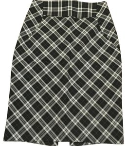 Express Skirt black and gray