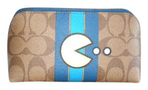 Coach COACH LIMITED EDITION MAKE UP BAG