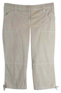 Style & Co Capris Light Brown