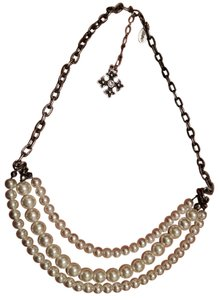 American Eagle Outfitters American Eagle Faux Pearl Choker Necklace