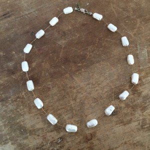 Bloomingdale's seed pearl necklace